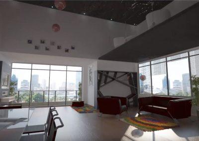 Renderizando una Escena Interior con Vray – #3dsmax #Vray