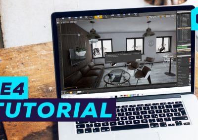 Unreal Engine para Arquitectura